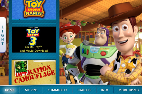 Screenshot Toy Story 3
